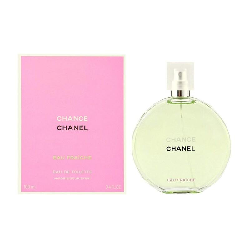Chanel CHANCE EAU FRAICHE Women