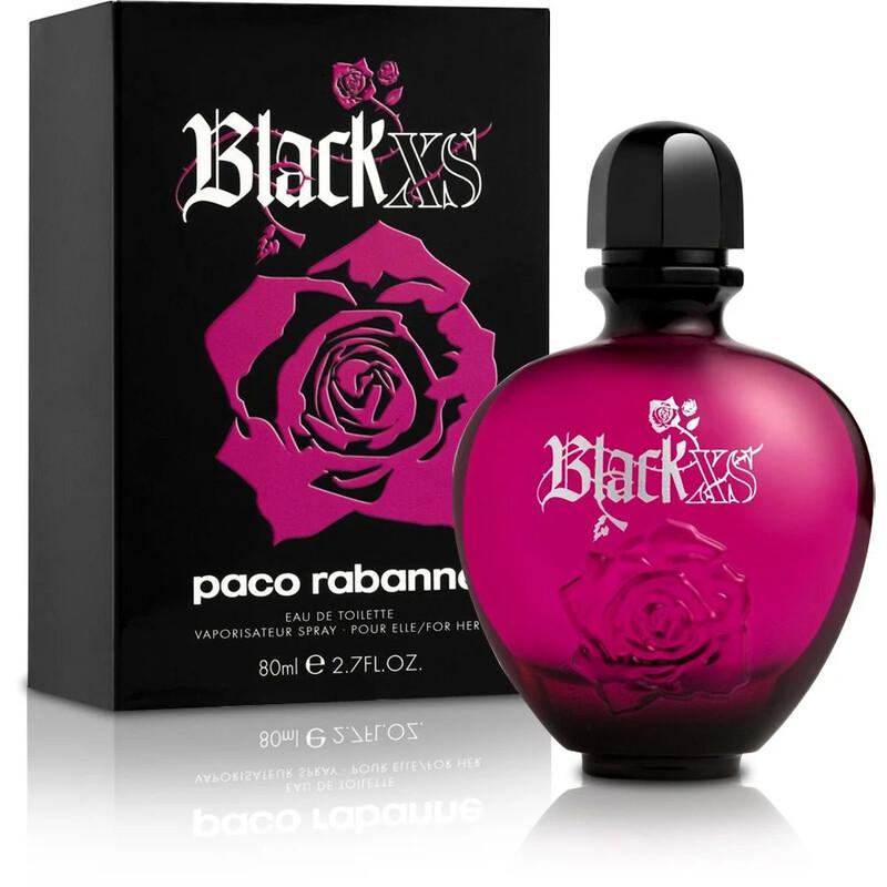 Paco Rabanne BLACK XS Women